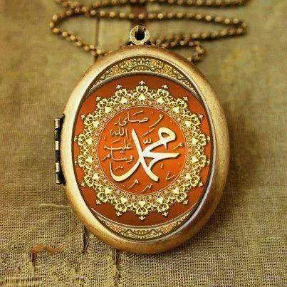 Muhammad:)