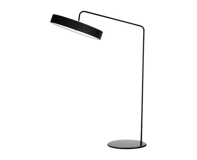Modoluce - Corner - Light and Build '14, over sized floor lamp, black, white