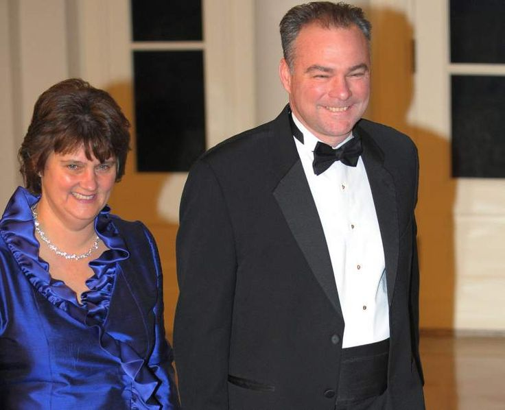 Anne Holton, Tim Kaine's Wife: 5 Fast Facts | Heavy.com