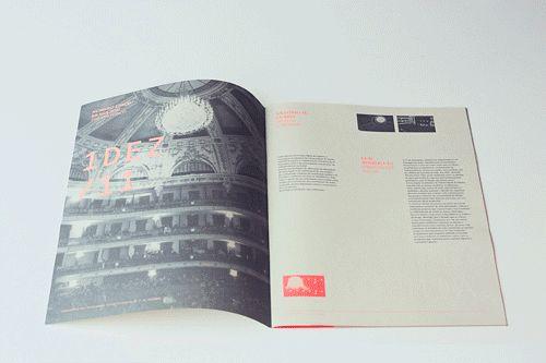 1º dezembro - nº único 2011 / aaum by gen design studio , via Behance
