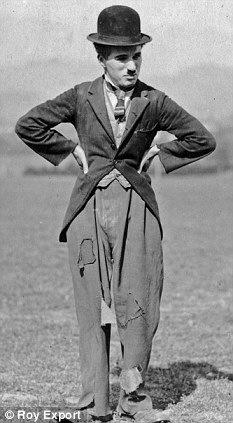 Charles Chaplin -  Un grande del cine