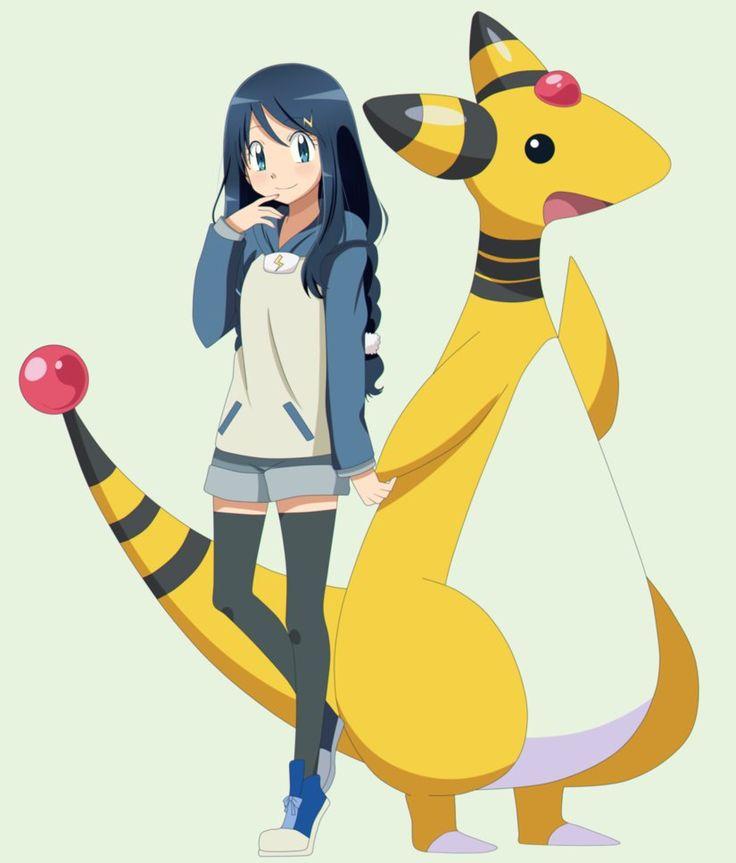 Kaori and Denryu by KurumiErika