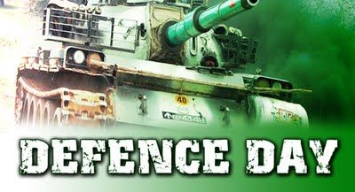 Pakistan Defence Day 6 September Sms