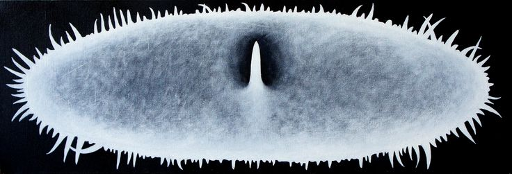 "Ivanov Gallery / Art for sale. ""Желание"", Федор Петрик, 2013. Холст, масло/70х24см.  «Desire», Fedor Petrik, 2013. Oil on canvas/70х24sm."