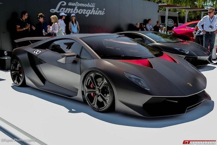 Best+30 Dream Cars Lamborghini Matte Black – Classic Cars