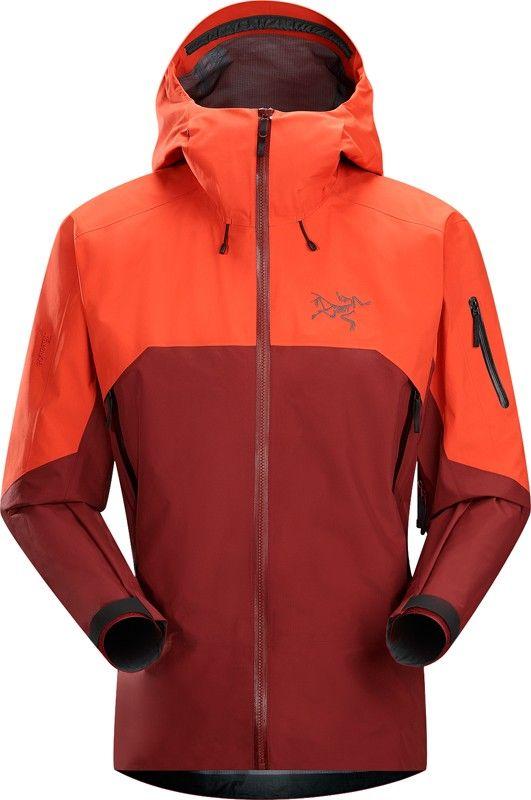 Arcteryx Rush Jacket - Mens Mens Ski Jackets