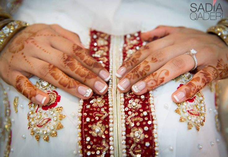 Pakistani wedding, bridal henna, ornaments