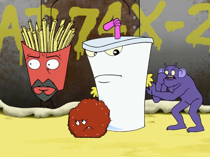 Aqua Teen Hunger Force - Staffel 1 moviepilotde