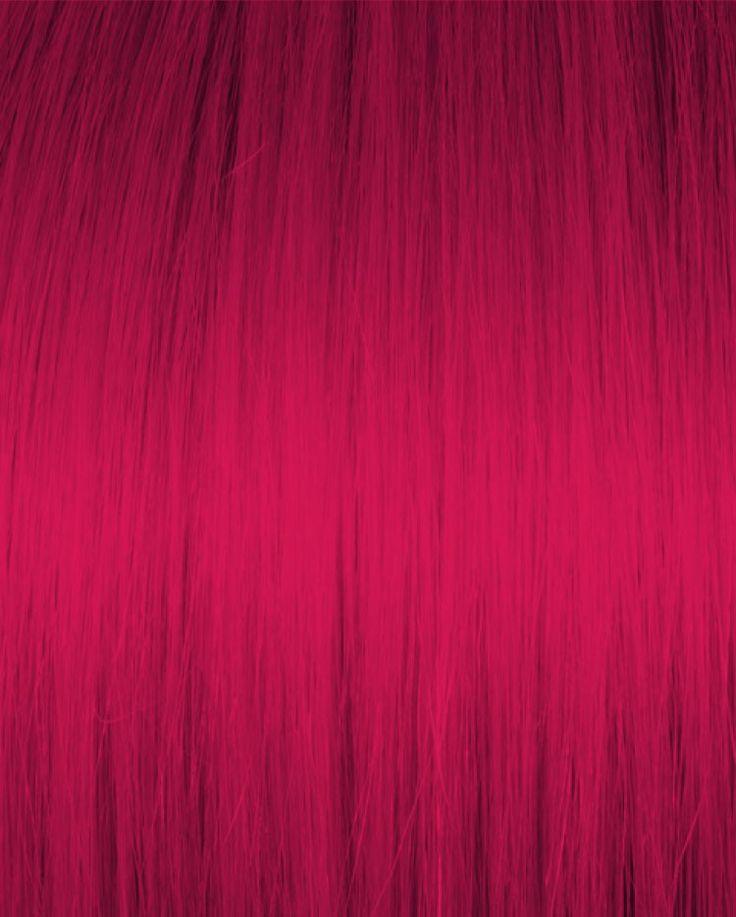 Vivid Kolor - Fuchsia Semi Permanent Hair Dye - Buy Online Australia Beserk