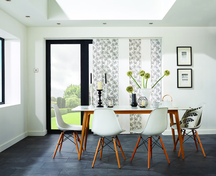 Panel blinds - Norwich Sunblinds