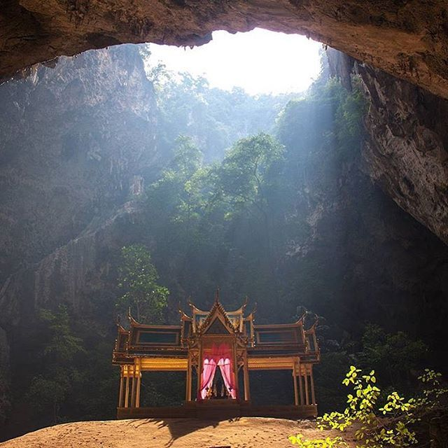 Photography   @t0bigraf  Canon 700D F/5   1/50   ISO 100  Khao Sam Roi Yot National Park, Thailand  #Thailand #Canon_Photos