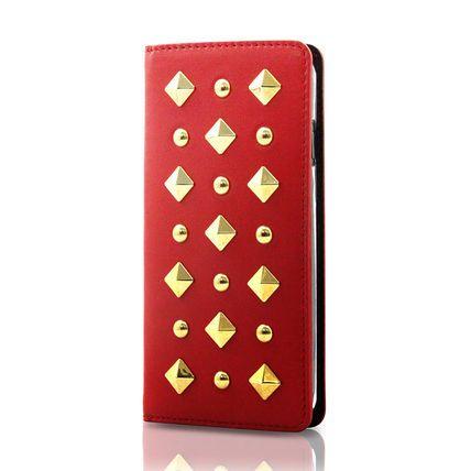 i-phone 6・6S用 クレアスタッズGR-6/レッド