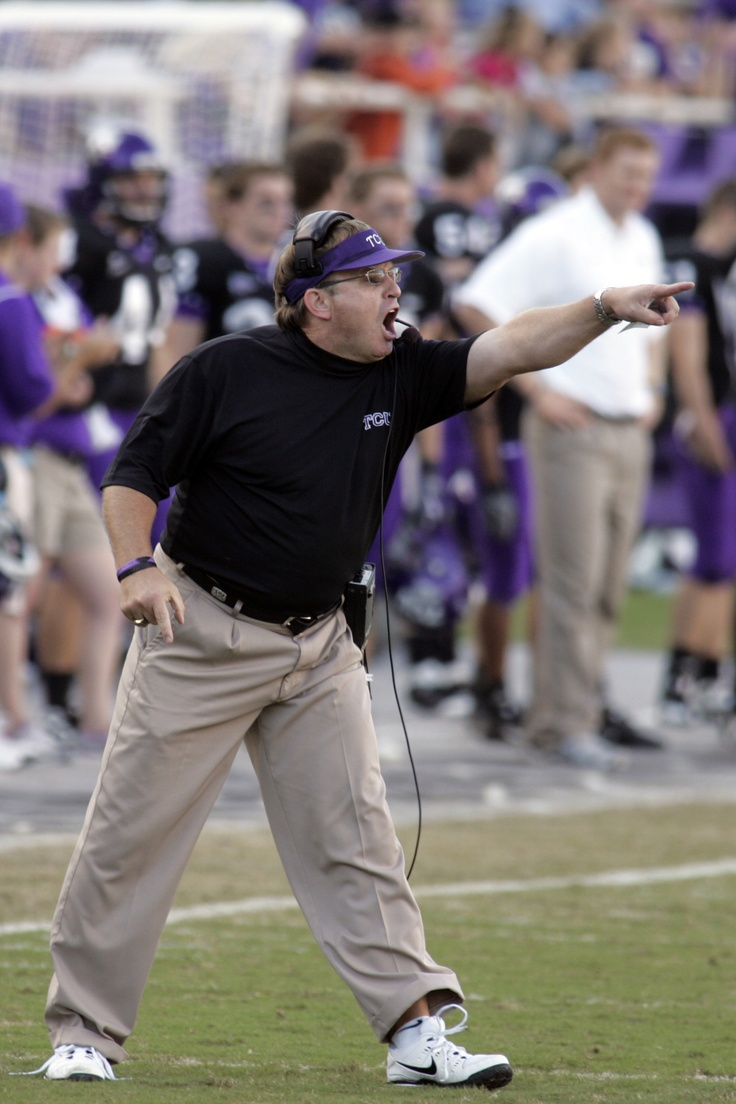 Gary Patterson, the one and only!Rah, Celeb Fav, Blessed Texas, Random Things, Ems Gary, Schools Spirit, Forts Worth, Kendrascott Teamk, Gary Patterson