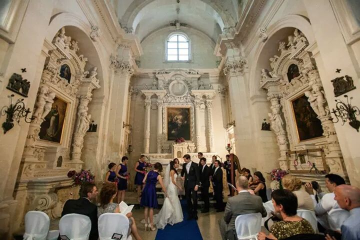 Emotions and love! Civil wedding in Lecce, Puglia. by Michela & Michela wp www.italianweddingcompany.com