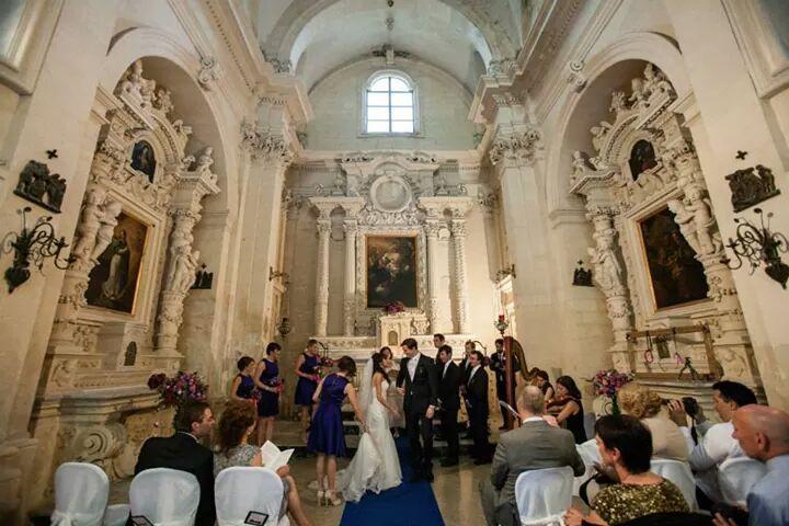Emotions and love! Civil wedding in Lecce, Puglia. by Michela & Michela wp www.italianweddingcompany.com