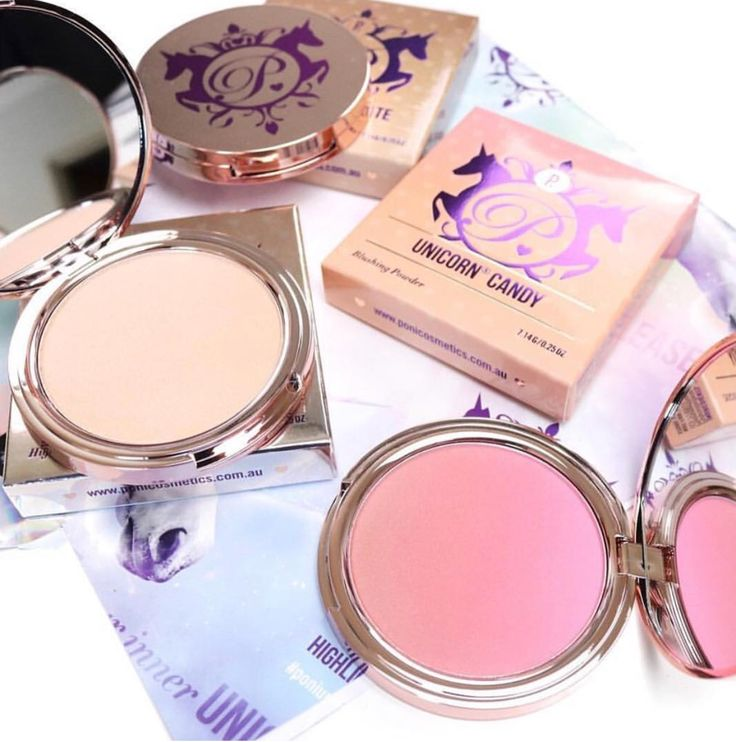Poni Cosmetics UNICORN Range available now at The Cosmetix Co