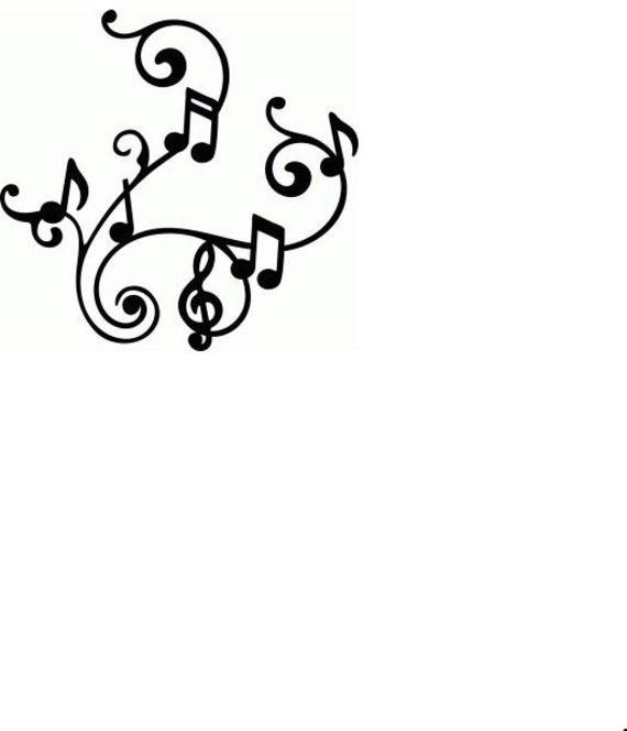 Les 25 meilleures id es concernant notes de musique sur for Musique barre danse classique gratuite