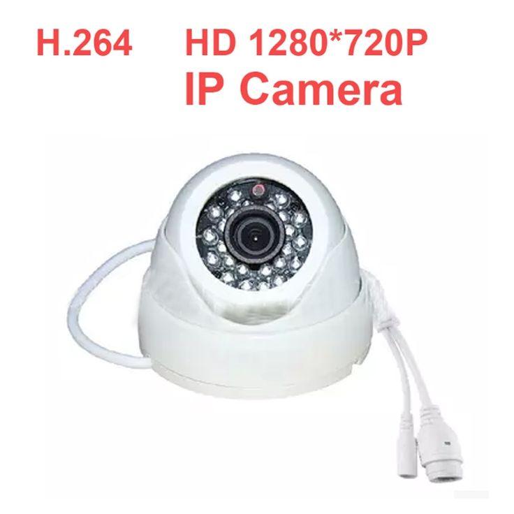 19.99$  Watch now - http://alie2f.shopchina.info/go.php?t=32597019676 -  hd 720p cctv Camera wireless P2P cctv monitor 1.0MP IP CAMERA Plug&Play IR cut CMS control IP camera ONVIF proctrol DOME cctv  #buyininternet
