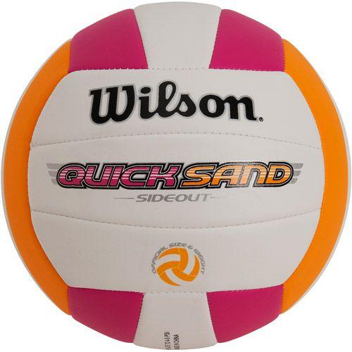 Wilson Quicksand Sideout Volleyball - Walmart.com