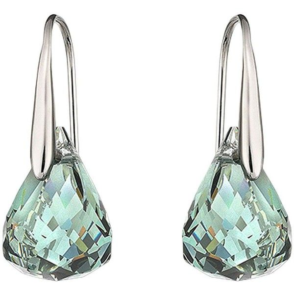 Swarovski Lunar Crystal Earrings