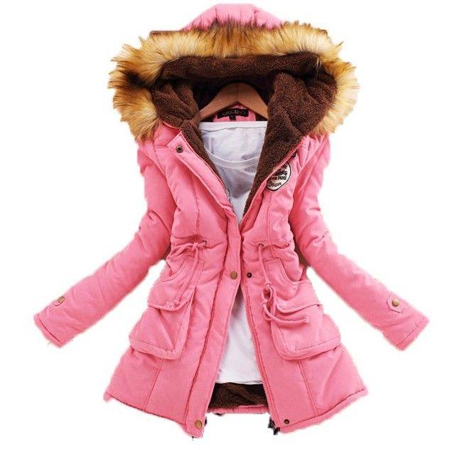 Stylová moderní zateplená parka kabát s kožíškem růžová + POŠTA ZDARMA Na tento produkt se vztahuje nejen zajímavá sleva, ale také poštovné zdarma! Využij této výhodné nabídky a ušetři na poštovném, stejně jako to udělalo …