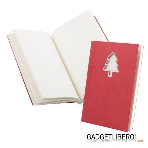 un regalo carino da personalizzare per il tuo ufficio, block notes 85 fogli natalizio!