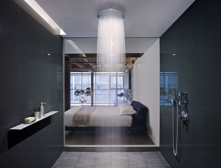 Shower: Showers, Ideas, Rain Shower, Shower Head, Showerhead, Interiors Design, Dreams House, Bathroom, Dreams Shower