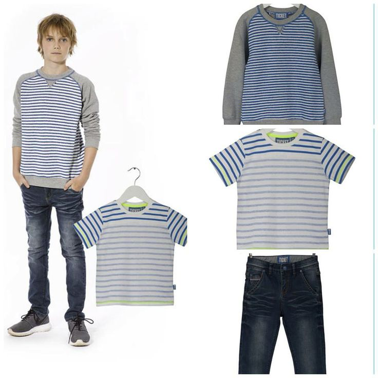 Smart outfit for the boys:   Sweater: Perry  T-shirt: Pele Jeans: Napa   You can find the outfit on our webshop here:  http://www.ticket2heaven.com/children%27s-clothing/set-with-t-shirt%2C-jeans-and-sweater-for-boys/drenge_saet_paaske.html#http%3A%2F%2Fwww.ticket2heaven.com%2Fsearch=undefined&start=20&q=sets&sz=12