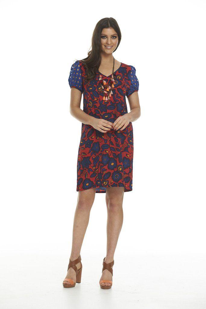 Augustine Easton Dress
