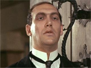 Bernard Bresslaw as Sockett in Carry On Screaming!