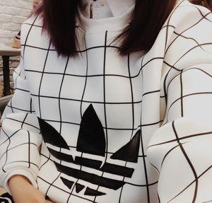 Adidas Grid Aesthetic Sweatshirt