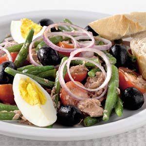 Recept - Franse salade ni�oise - Allerhande