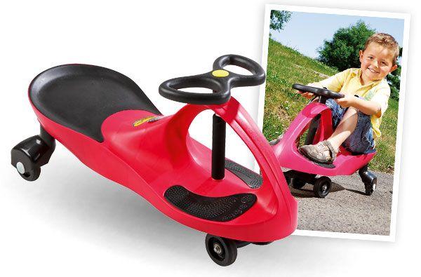Kids Car, un véhicule pour enfants très amusant qui avance sans efforts