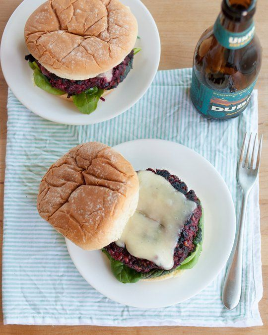 Recipe: Best-Ever Veggie Burgers from Northstar Cafe