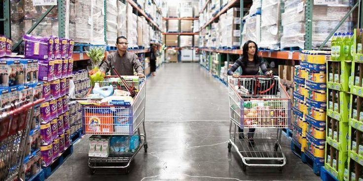 Costco charges $60 a year for a basic membership to shop at the warehouse club — but there are ways to take shop there without being a member.