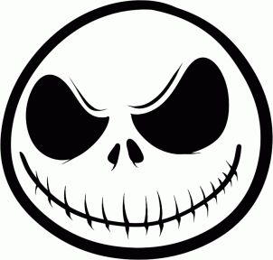 how to draw jack skellington and sally step by step