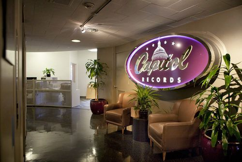 Inside Hollywood's Legendary Capitol Records Building - Curbed Inside - Curbed LA