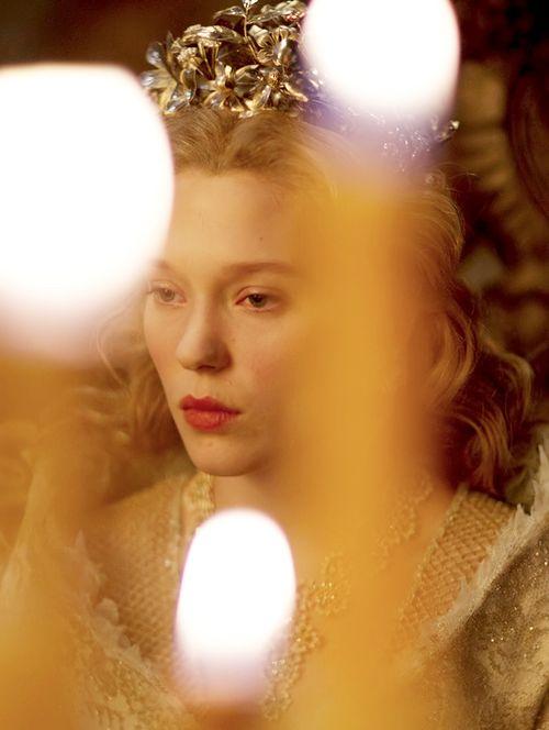 Léa Seydoux / La Belle et la bête (2014)-Queen Desiree