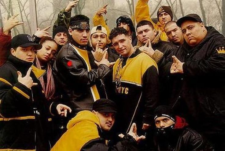 #2 Latin Kings - They are the best organized latin gang in the world. Latin Kings street gang was formed in Chicago in the 1940s. At first members were mostly Puerto Rican. But today gang is dominated by Mexicans. Although they aren't as violent as many of the other gangs they do engage in a fair share of illegal money making activities including contract killings.