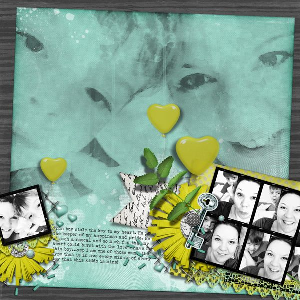 <p> FRESH START | Collection for digital scrapbooking by The Nifty Pixel</p>