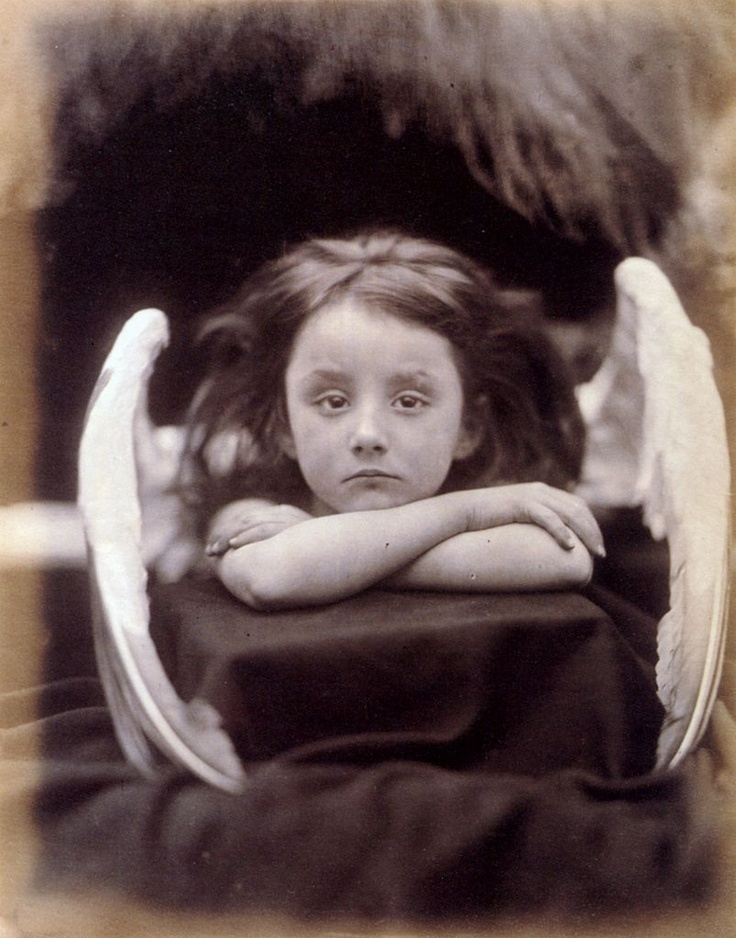 I Wait by Julia Margaret Cameron