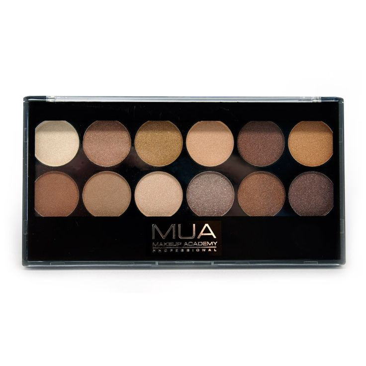 MUA Eyeshadow Palette - Heaven and Earth This is such a handy nude palette and such good quality and considering the reasonable price, a bargain too. The shadows are soft with a shimmer that blends well and can also be blended out into a delicate sheen. Very pretty. Apparently it's an excellent dupe to 'Urban Decay's - Naked Palette'.