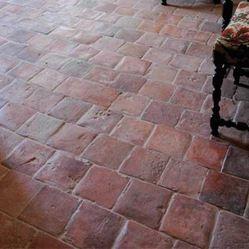 stripping terracotta floor tiles - Google Search