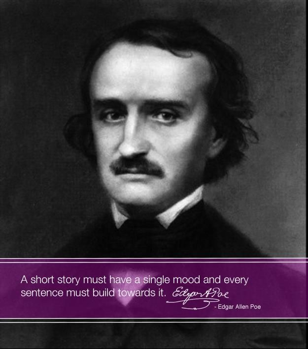 Poe's advice on how to write short stories   @bibliolvm