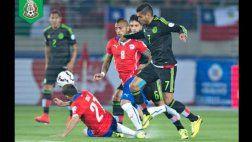 Chile vs. México: EN VIVO igualan 3-3 en Copa América. June 15, 2015.