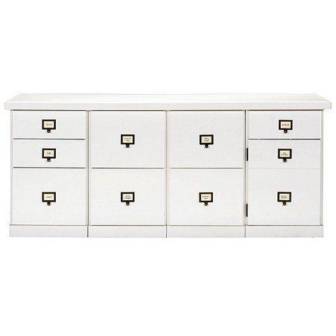 4 File Cabinet Credenza . Http://www.ballarddesigns.com/original