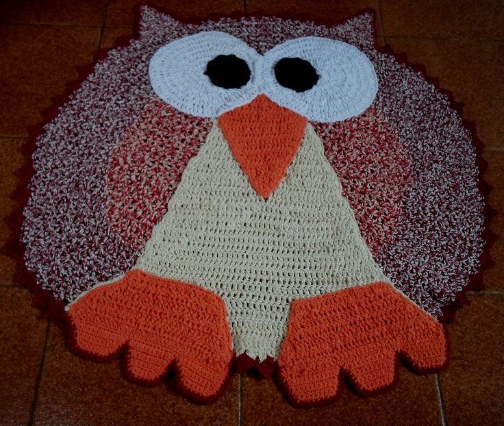 1000 images about tapetes de croche on pinterest for Tapetes de crochet