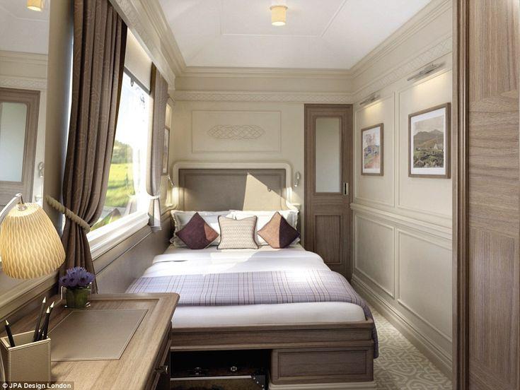 New Luxury Sleeper Train Dubbed The Irish Orient Express Launches
