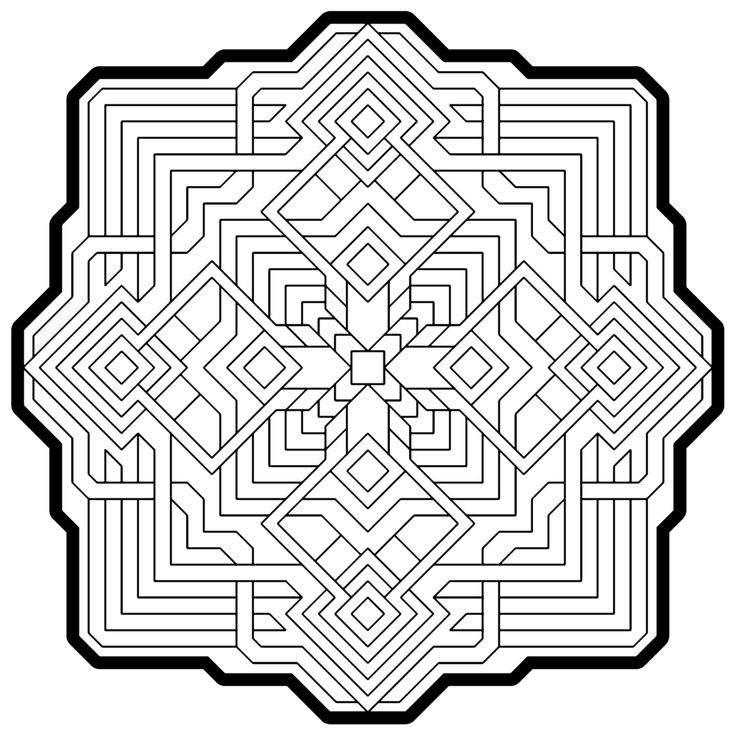 sacred geometry coloring pages az coloring pages