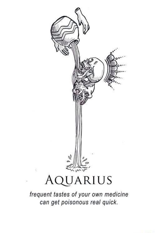 #Zodiac #Aquarius